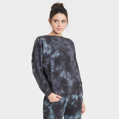 Women's Reversible French Terry Pullover Sweatshirt- JoyLab™