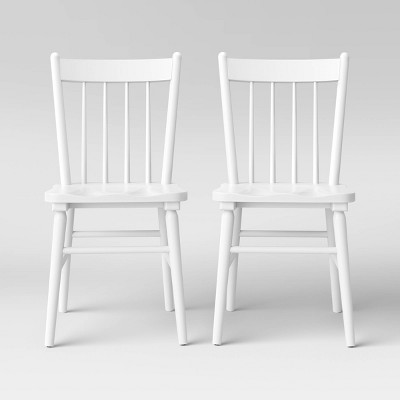 Set of 2 Hassell Wood Dining Chair - Threshold™