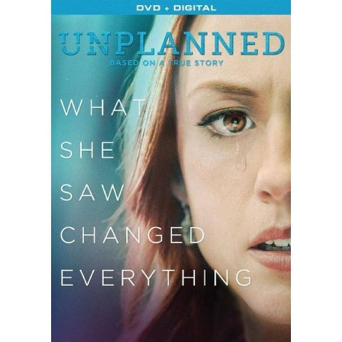 Unplanned (DVD)(2019) - image 1 of 1
