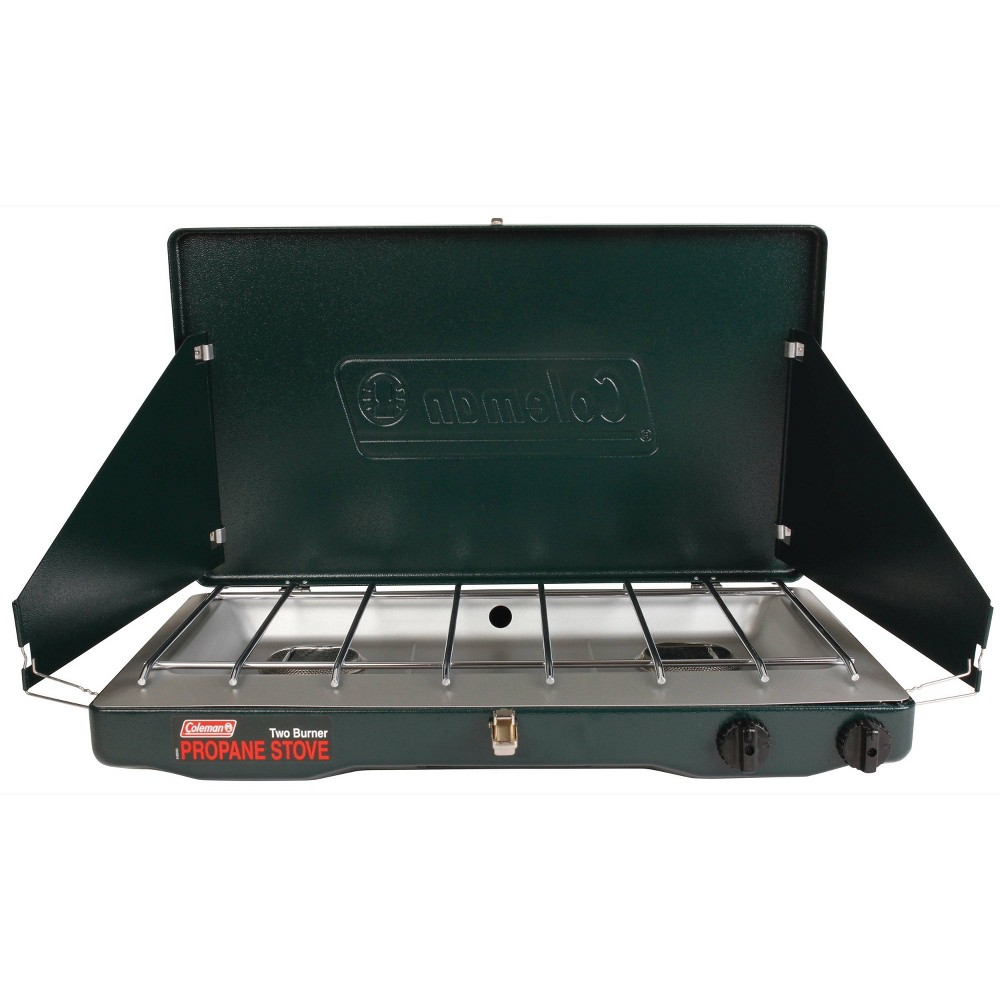 Image of Coleman Classic 2-Burner Propane Stove