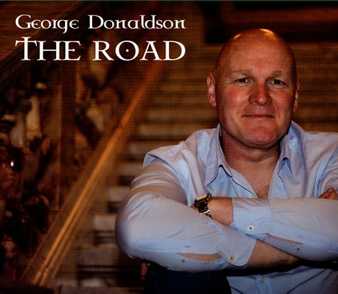 George donaldson - Road (CD) - image 1 of 1