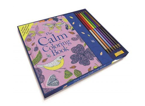 Calm Coloring Pack (Paperback) - image 1 of 1