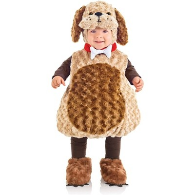 Underwraps Costumes Belly Babies Puppy Costume Child Toddler