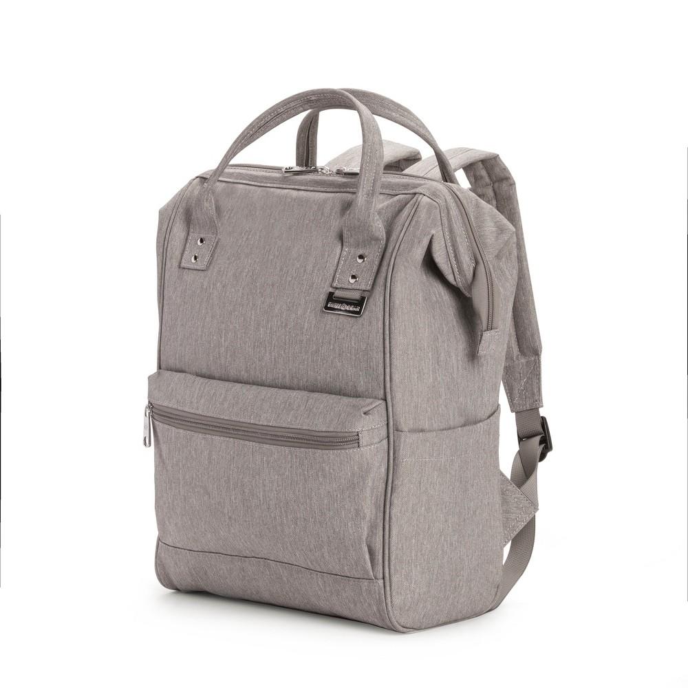 """SWISSGEAR 16"""" Laptop Backpack - Gray"""