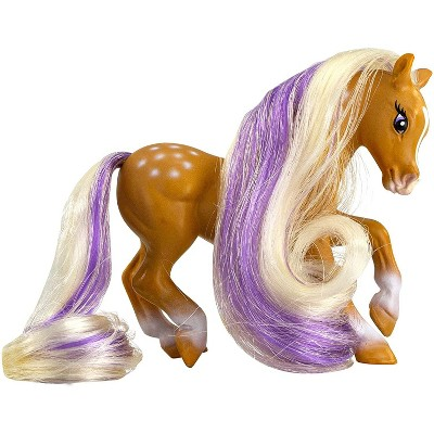Breyer Animal Creations Breyer Li'l Beauties 4 Inch Fashion Horse   Sunset