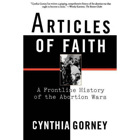 Articles of Faith - by  Cynthia Gorney (Paperback) - image 1 of 1