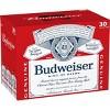 Budweiser Lager Beer - 30pk/12 fl oz Cans - image 3 of 4
