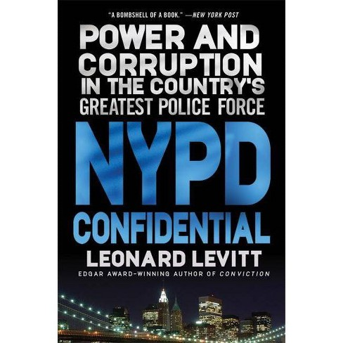 NYPD Confidential - by  Leonard Levitt (Paperback) - image 1 of 1