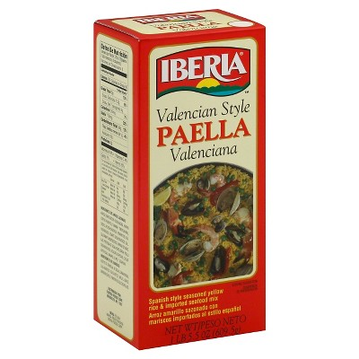 Iberia Valencian Style Paella 21.5oz