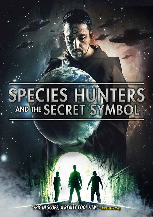 Species hunters and the secret symbol (DVD) - image 1 of 1