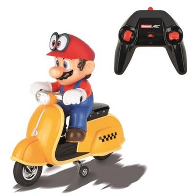Carrera RC Super Mario - Odyssey Scooter Mario