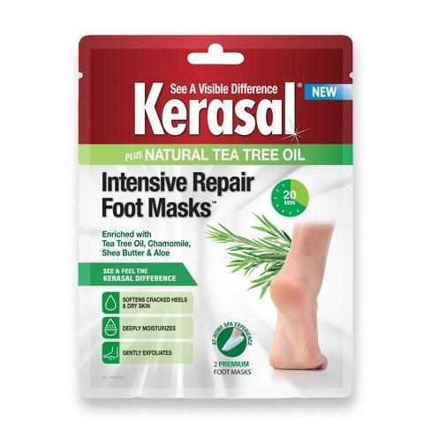 Kerasal Intensive Repair Foot Mask - 1pr - image 1 of 4