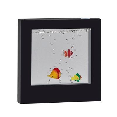 """9"""" LED Aquarium Light Box Black - Adesso"""