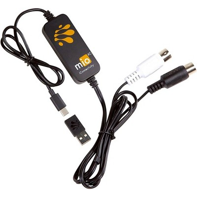 iConnectivity mioXC USB-C/USB-A Compatible MIDI Interface
