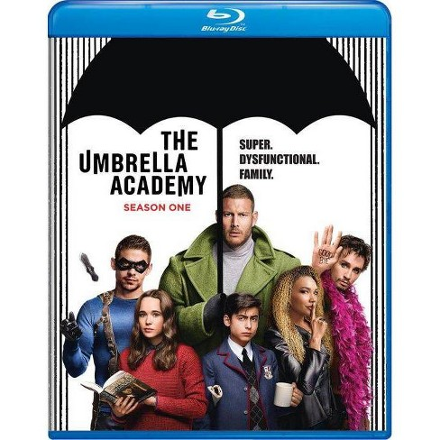 The Umbrella Academy: The Complete First Season (Blu-ray)(2021) - image 1 of 1
