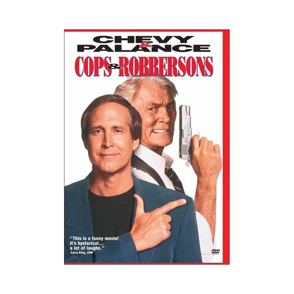 Cops And Robbersons (Dvd)