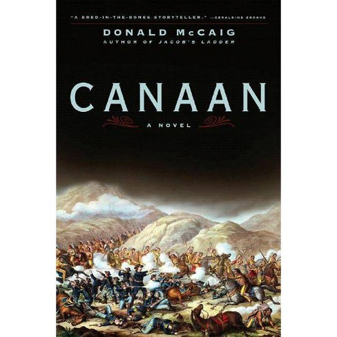 Canaan - by  Donald McCaig (Paperback) - image 1 of 1