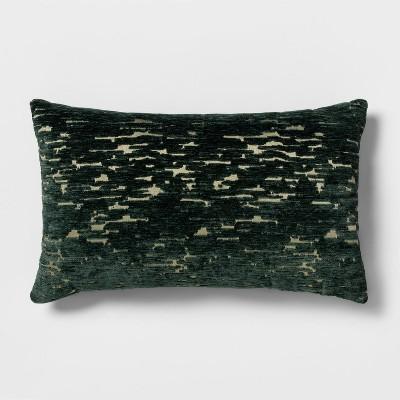 Green Chenille Lumbar Pillow - Project 62&#153 + Nate Berkus™