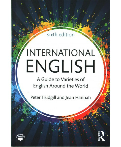 International English : A Guide to Varieties of English Around the World (Paperback) (Peter Trudgill & - image 1 of 1