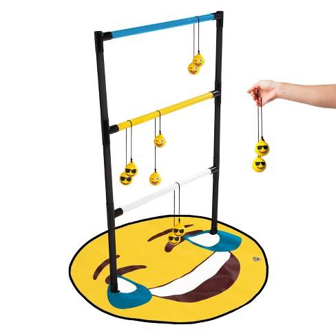 BigMouth Toys Backyard Emoji Ladder Ball Game - image 1 of 1
