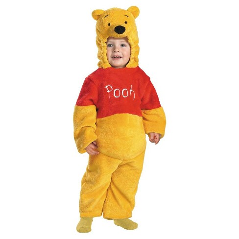 Disney Baby/Toddler Winnie the Pooh Costume - image 1 of 1
