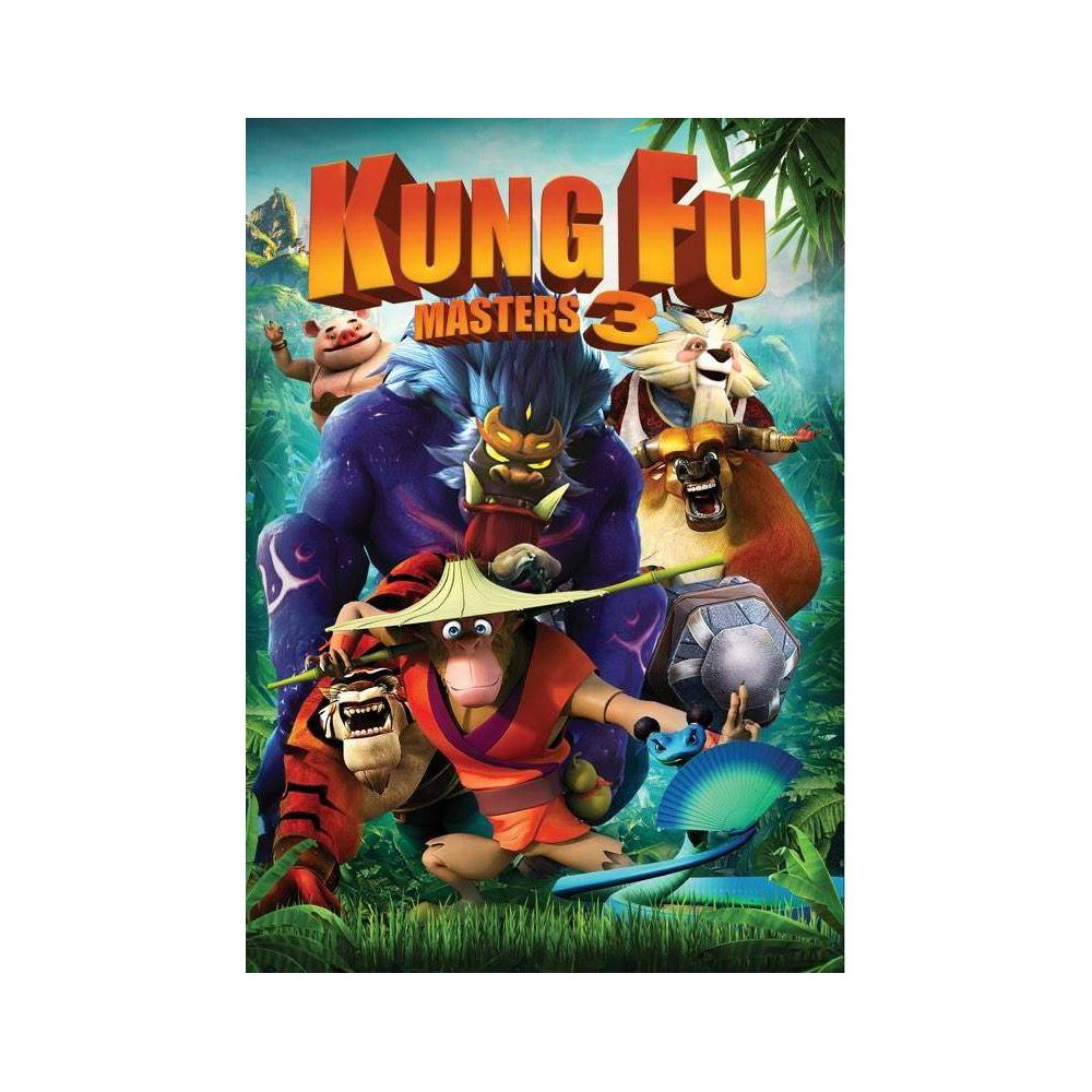 Kung Fu Masters 3 (DVD)(2018) Reviews