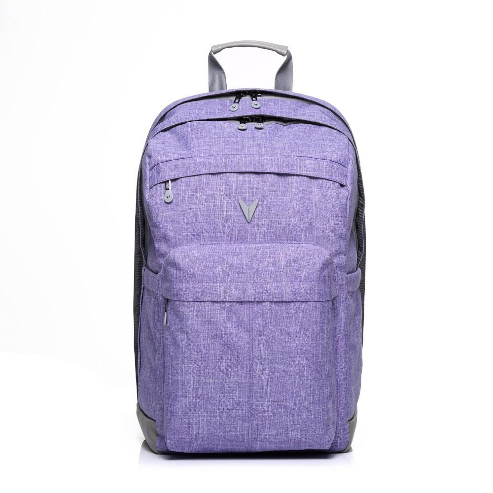 "Image of ""BONDKA 18"""" Jocasta Backpack - Grape, Purple"""