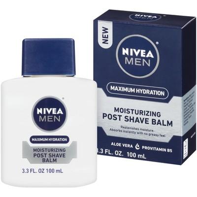 After Shave: Nivea Men Moisturizing Post Shave Balm