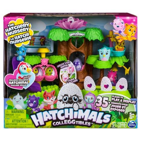 Hatchimals Hatchery Nursery Playset With Exclusive