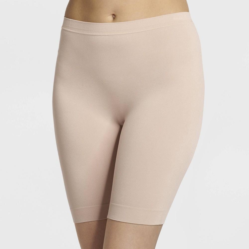 Image of Jockey Generation Women's Slipshort, Women's, Size: Medium, Beige