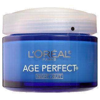 LOreal Paris Age Perfect Night Cream 2.5oz