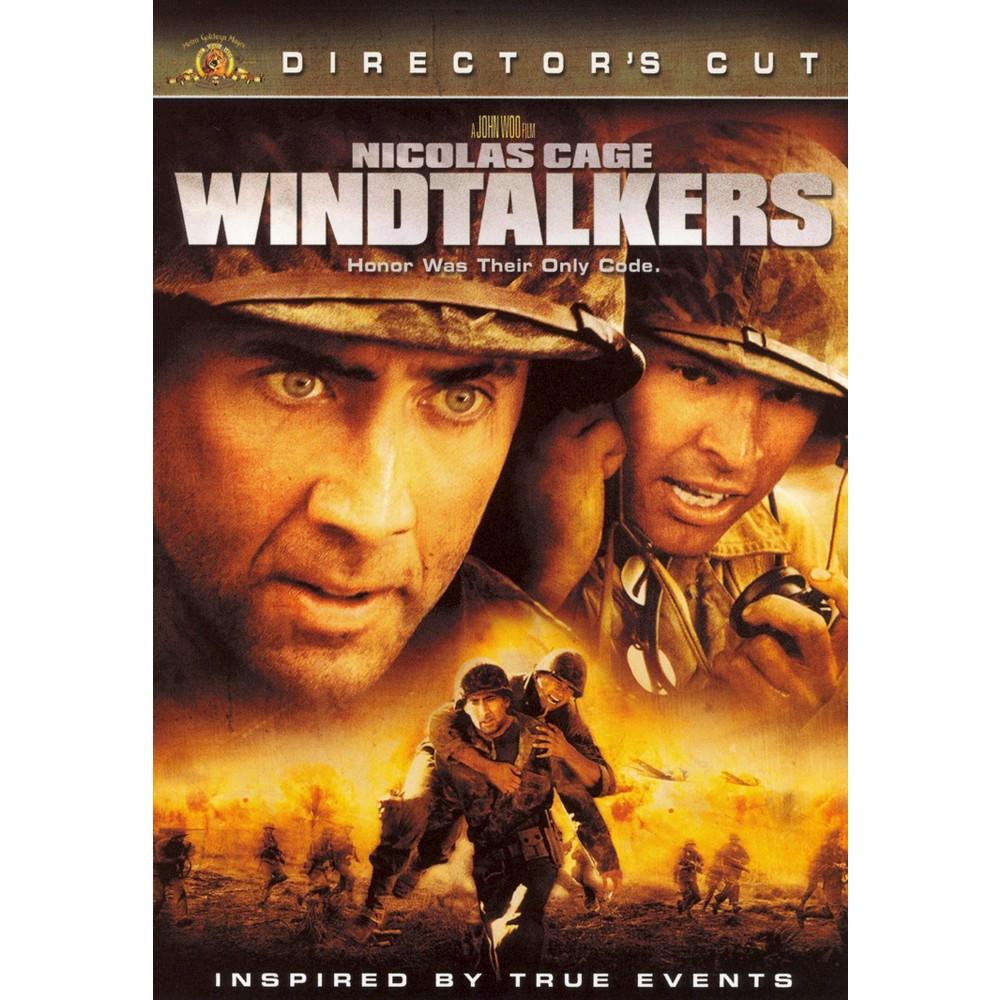 Windtalkers (WS) (Director's Cut) (dvd_video)
