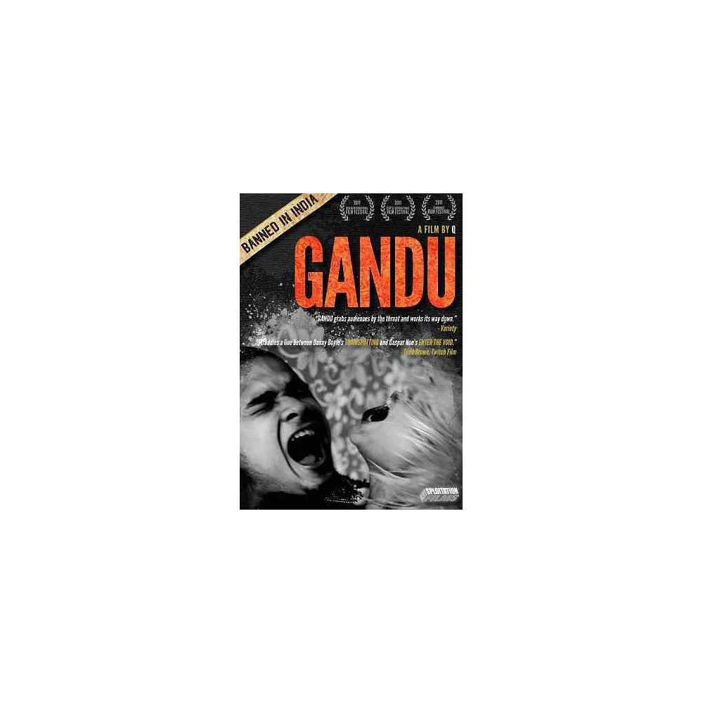 Gandu (Dvd), Movies