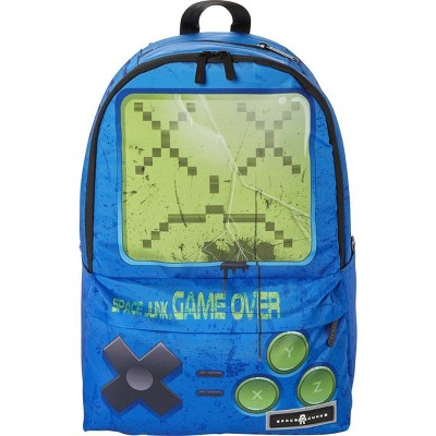 """Space Junk 18.5"""" Game Over Backpack"""