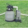 Intex 1600 GPH Saltwater & Sand Filter Set & Intex Deluxe Wall-Mounted Skimmer - image 3 of 4