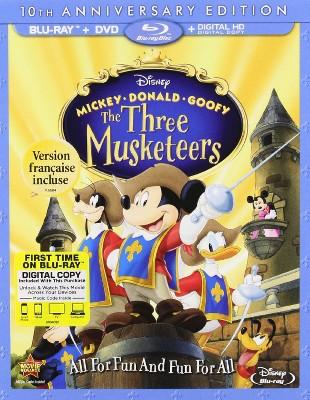 The Three Musketeers (10th Anniversary) (Blu-ray)