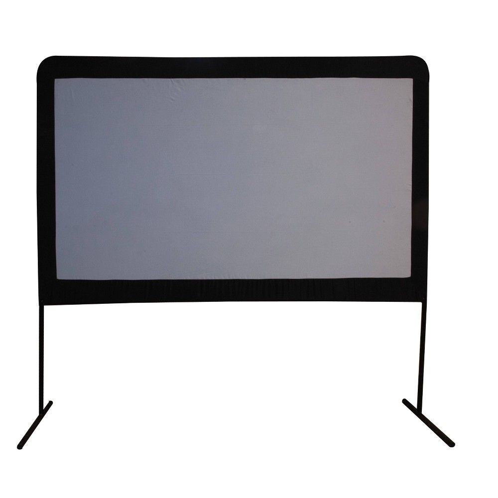 Camp Chef Outdoor Movie Screen, White