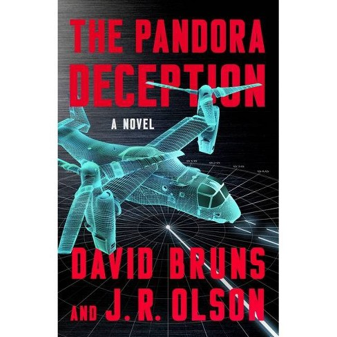 The Pandora Deception - (The Wmd Files) by  David Bruns & J R Olson (Hardcover) - image 1 of 1