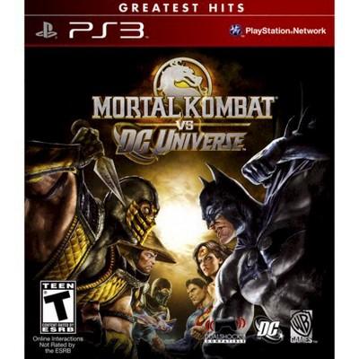 Mortal kombat vs dc universe online match 1 dating