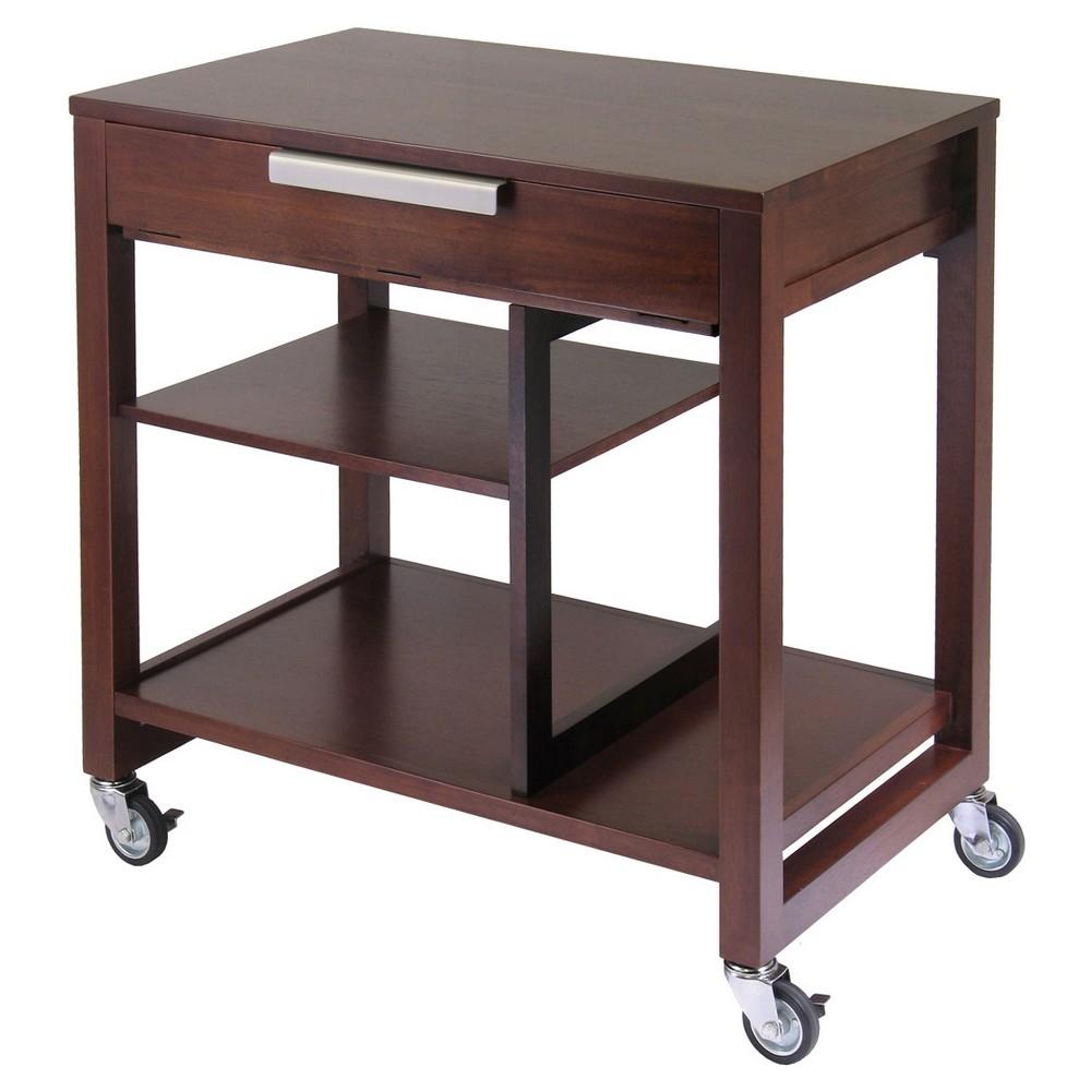 Computer Desk Winsome Walnut (Brown)