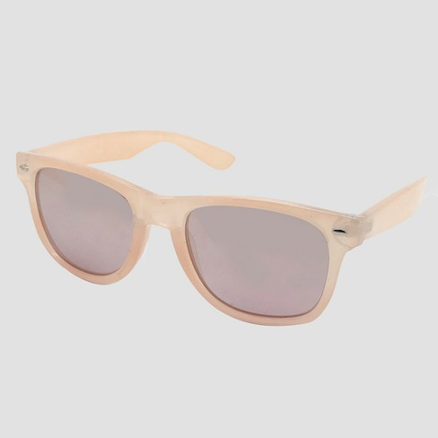 f48bf4e6db0 Women s Surf Sunglasses - A New Day™ Rose Gold   Target