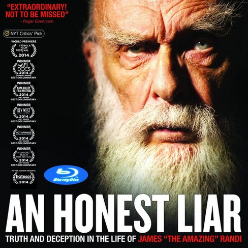 Honest Liar (Blu-ray) - image 1 of 1