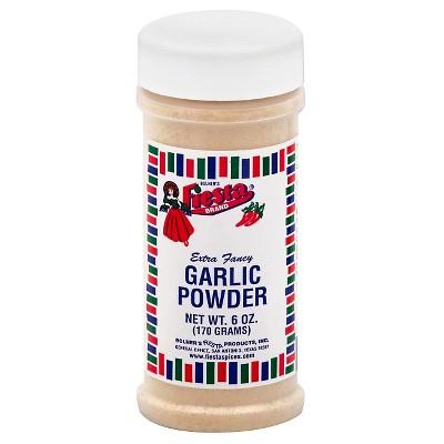 Fiesta Garlic Powder 6oz