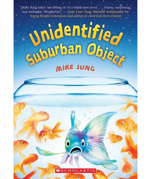 Unidentified Suburban Object (Paperback) (Mike Jung) - image 1 of 1