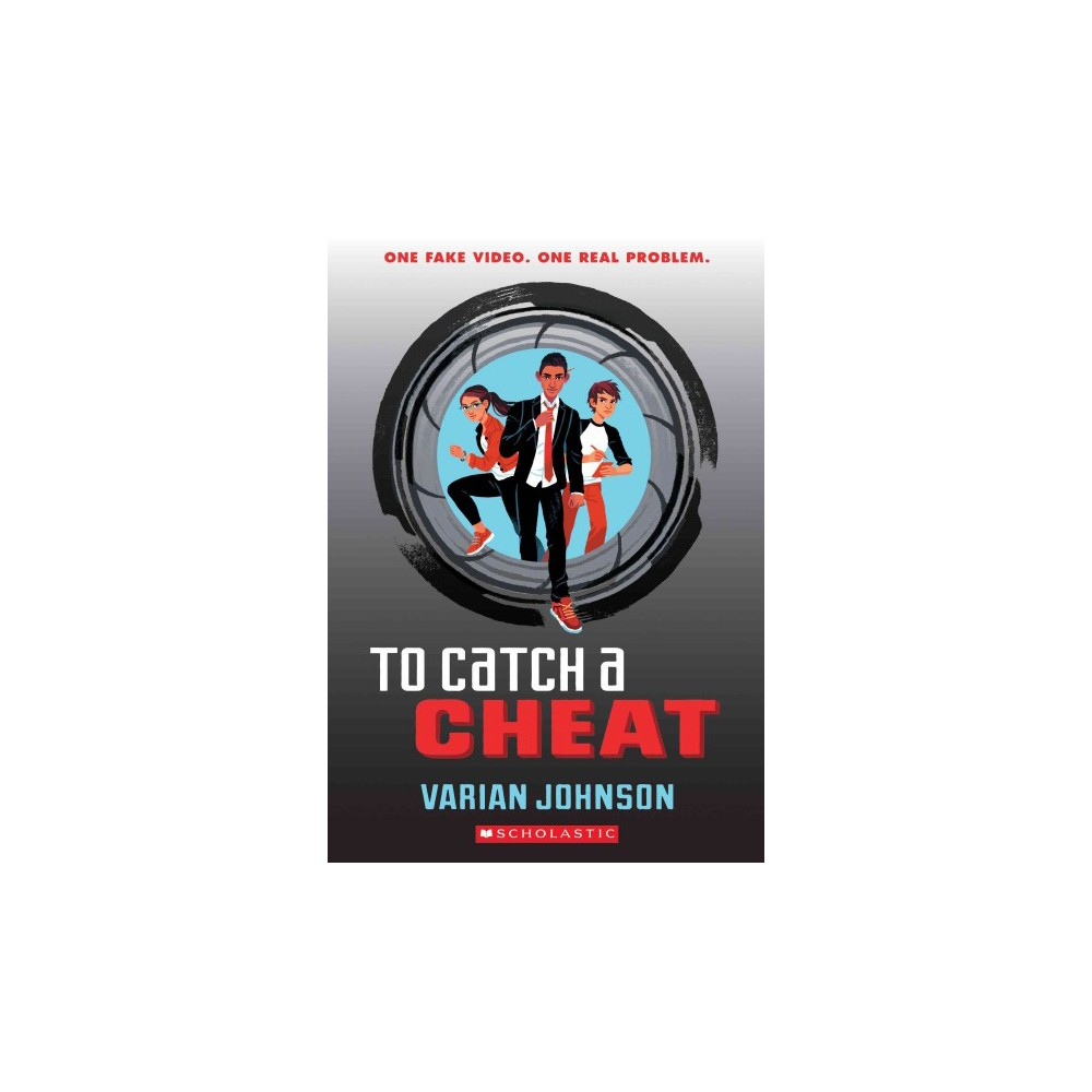 To Catch a Cheat - Reprint (Jackson Greene) by Varian Johnson (Paperback)