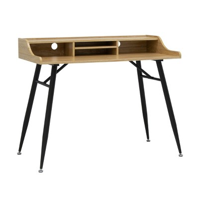Woodford Writing Desk with Low Hutch - Calico Designs