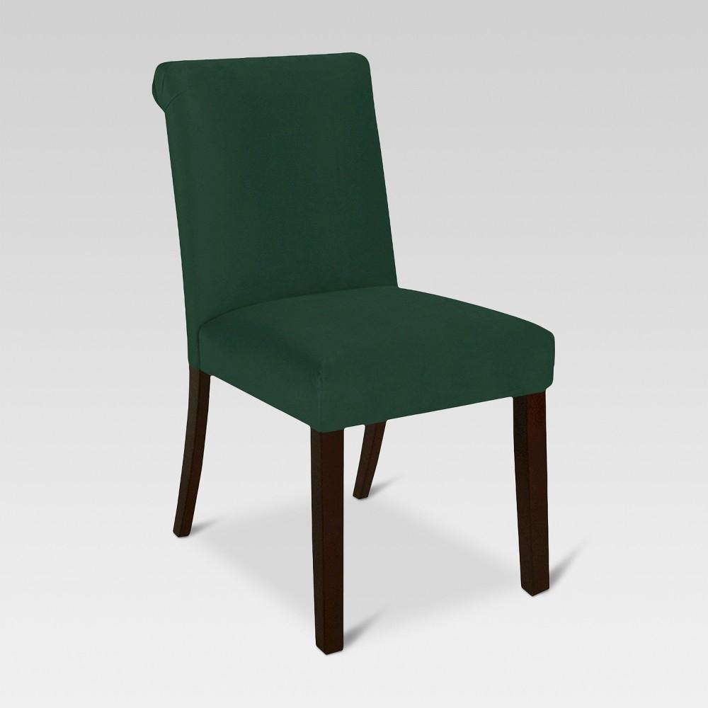 Skyline Rollback Velvet Dining Chair - Skyline Furniture - Threshold, Blue
