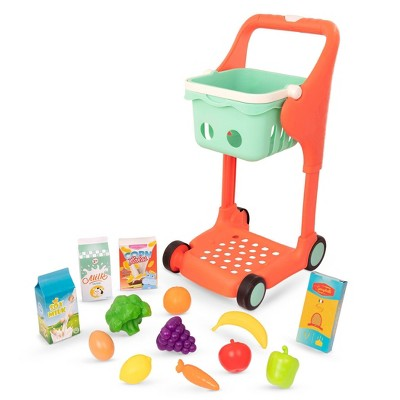 B. toys Musical Shopping Cart - Shop & Glow Toy Cart