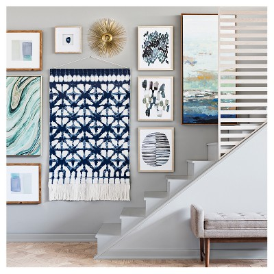 Blue Gallery Wall Collection