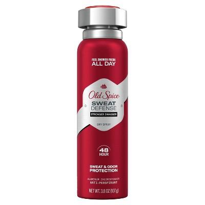 Old Spice Swagger Invisible Spray Antiperspirant & Deodorant - 3.8oz